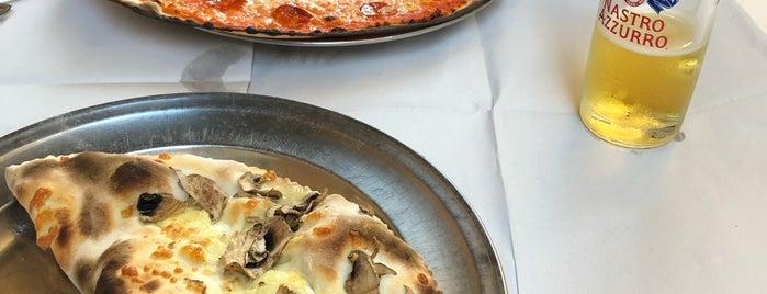 Pizzeria da Bafetto is one of Roma pizza.