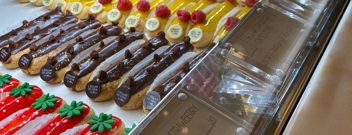 L'ECLAIR DE GÈNIE is one of Jeddah (Café & dessert).