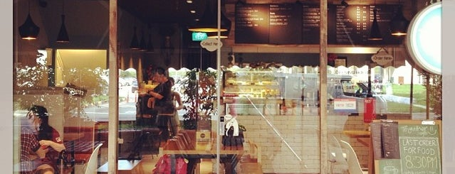To-gather Cafe is one of Hipsta Haven 2 (SG).