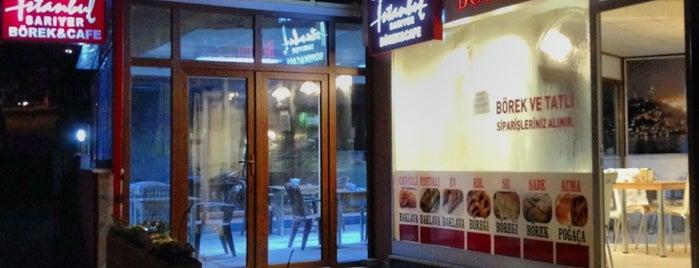 İstanbul Sariyer Börek & cafe is one of kahvaltı.