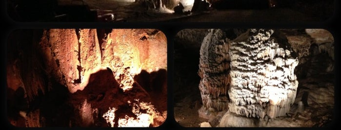 Fantastic Caverns is one of When you travel.....