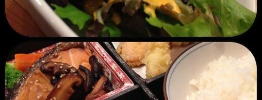 Shinbashi is one of 寿司.