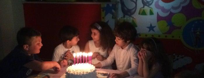 Çocukların Mutlu Dünyası is one of Çocuk Oyun Mekanı.