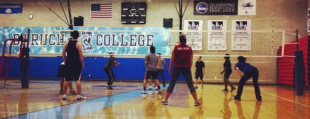 Baruch College - Fitness Center is one of #FitBy4sqDay Tips.