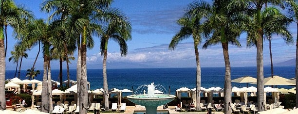 Four Seasons Resort is one of Hawaii.