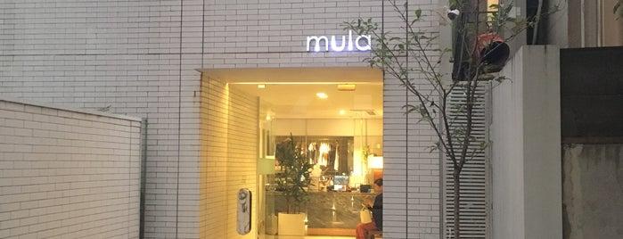 Cafe Mula is one of KOREA.
