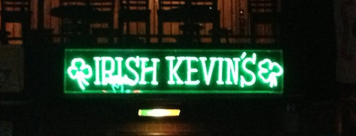Irish Kevin's is one of Tammy's Key West Faves.