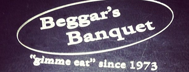 Beggar's Banquet is one of Restaurants.