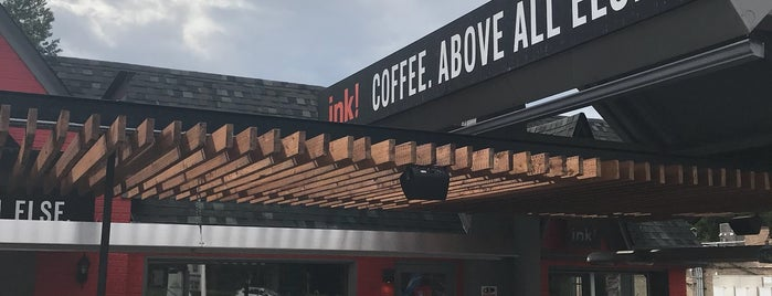 Ink Coffee - University Blvd. is one of Passbook Eats.