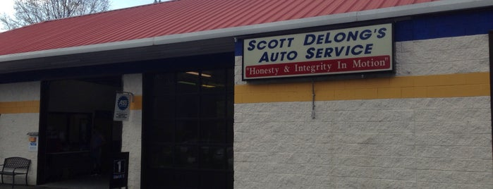 Scott Delong's Auto Service is one of Must-visit Gas Stations or Garages in Marietta.