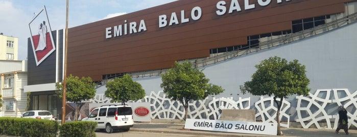 Emira Balo Salonu is one of Fadik'in Beğendiği Mekanlar.