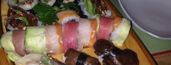 Ginza Sushi House is one of Ethnic Cuisine Tour.