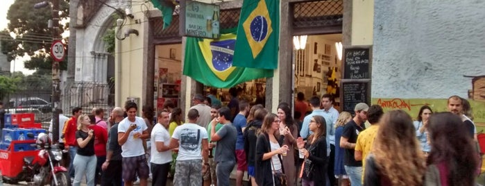 Bar do Mineiro is one of RIO - Bares.