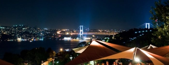 Sunset Grill & Bar is one of Istanbul-Etiler.