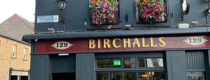 Birchalls is one of Dublin.
