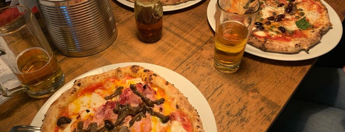 Sano Pizza is one of Dublin: Favourites & To Do.