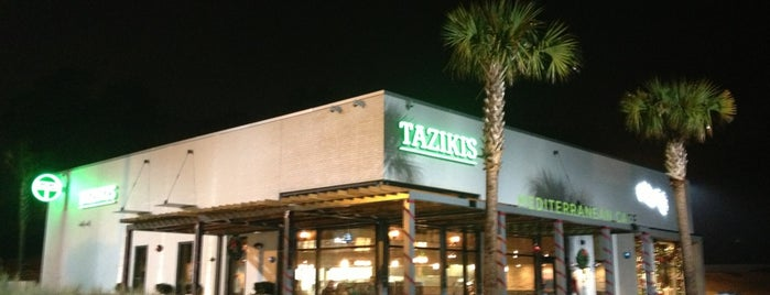 Taziki's is one of Columbia.