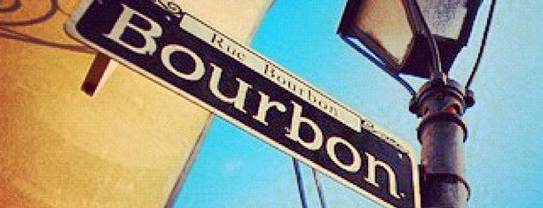 Bourbon Street is one of David 님이 좋아한 장소.