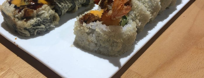Sushi Taku is one of Places I haven't been to in Chicago.