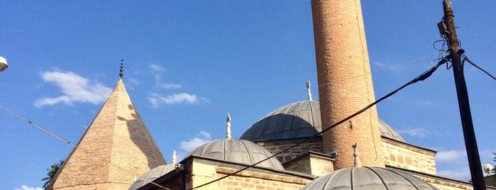 Pir Mehmet Paşa Camii is one of Konya Karatay Mescit ve Camileri.