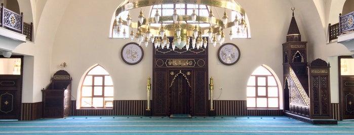 Mustafa & Adile Kağnıcı Camii is one of Konya Selçuklu 2 Mescit ve Camileri.
