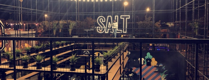 Salt Wonderland is one of Lugares favoritos de Haifa.