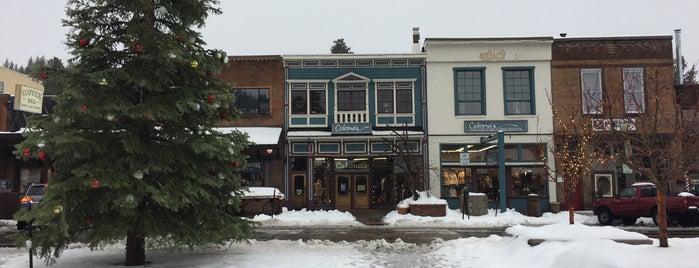 Town of Truckee is one of Orte, die Mark gefallen.