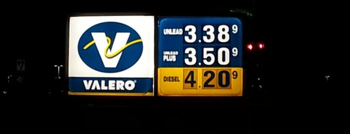 Valero is one of ᴡ's Liked Places.
