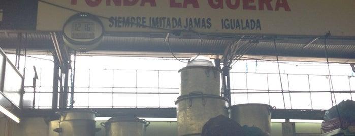 Fonda La Guera is one of สถานที่ที่ Jose antonio ถูกใจ.