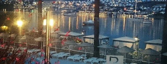 Baia Hotel Bodrum is one of Lugares favoritos de Canan.