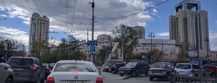 Свердлова - Шевченко is one of Orte, die Taras gefallen.