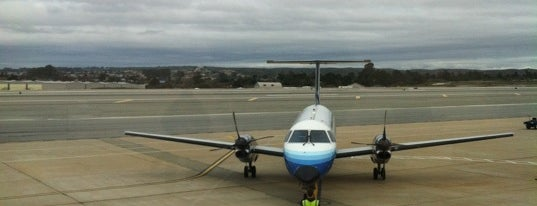 Monterey Regional Airport (MRY) is one of Flying.