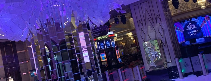 Sochi Casino & Resort is one of Elena: сохраненные места.