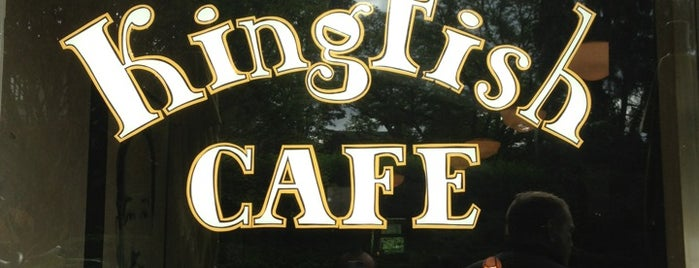 Kingfish Cafe is one of Seattle & Washington St.