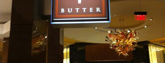 Bread and Butter is one of Lugares favoritos de Mario.