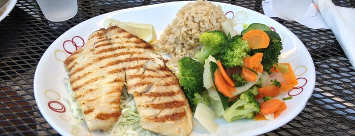 Fish's Wild Fish Grill & More is one of Locais curtidos por Vy.