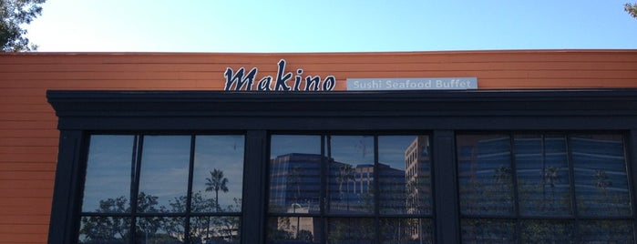 Makino sushi and seafood buffet is one of Food!.