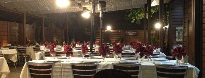 кавказский дворик ресторан is one of Den : понравившиеся места.