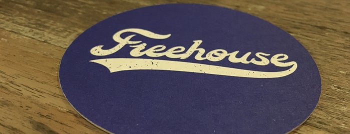 Freehouse is one of Posti che sono piaciuti a Chuck.