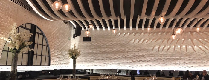Stk is one of Mexico City Restaurants 2.