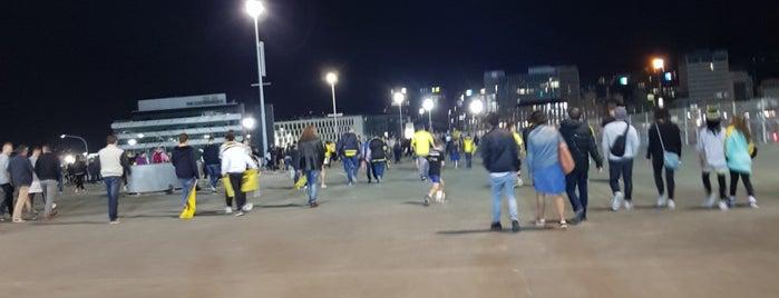 Fran Wilde Stadium Walk is one of F.