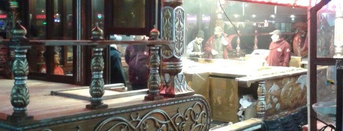 Derya Balıkçısı is one of Orte, die Kevin gefallen.