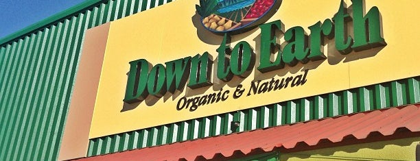 Down to Earth Organic & Natural is one of Hawaii.