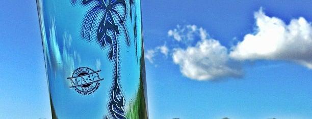 Ocean Vodka is one of HAWAII.