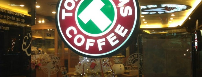 TOM N TOMS is one of Coffee & desserts.