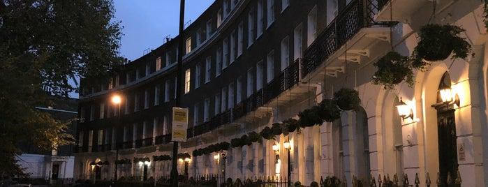 Harlingford Hotel is one of สถานที่ที่ Henry ถูกใจ.