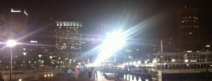Inner Harbor is one of City Paper's :Baltimore Living: Readers Poll '12.