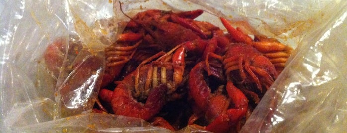 Hot N Juicy Crawfish is one of Vegas Baby!!.