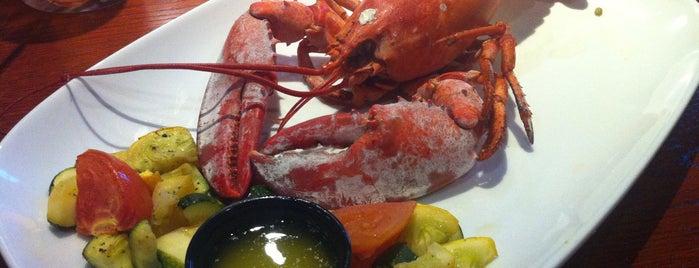 Red Lobster is one of Orte, die Waleed gefallen.