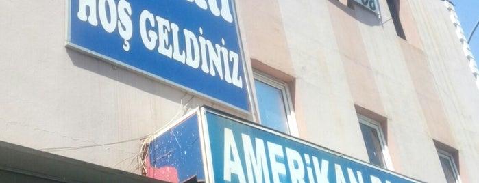 Amerikan Pazari Adana is one of Adana.
